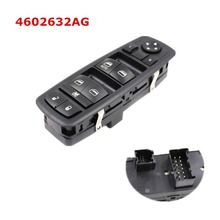 4602632AG Power Master Window Switch For Jeep Liberty Auto Down JP3 for For Dodge Journey Liberty Nitro 2008-2012