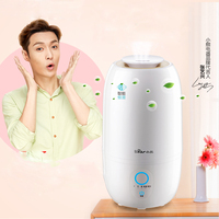 Bear Intelligent Humidity Air Humidifier Sterilization Mute Pregnant Baby Essential Oil Aroma Diffuser Mist Maker Aromatherapy