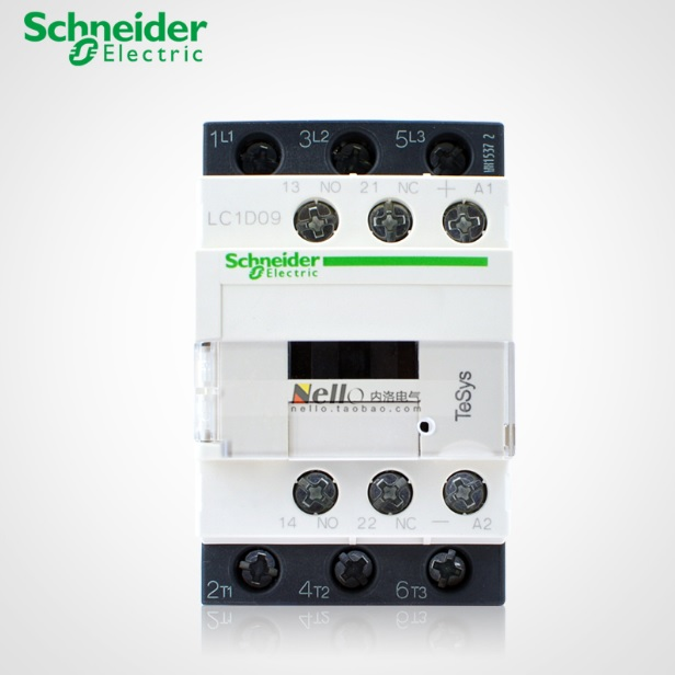 Schneider Electrics Contactor TeSys D LC1D09M7C rated 9A