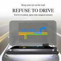 Shunwei Universal H6 Smartphone Projector HUD Head Up Display Holde Phone Holder TJ