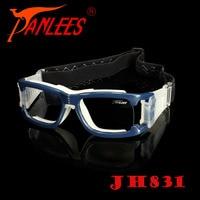 Panlees Unisex Prescription PC Protective Fashion Basketball Eye Glasses Anti Impact Sport Safety Goggles Optical Glasses