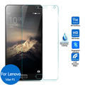 2pcs/lot For Lenovo vibe P1 new Tempered Glass Screen Protector Film For Lenovo vibe P1 P 1 p1a42 P1c72 P1c58 9H 2.5D 0.26mm