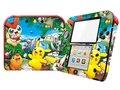 Chegada nova Encantador Dos Desenhos Animados Adesivos Decalques de Vinil Adesivo de Pele Protetor para Nintendo 2DS