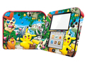 New Arrival Lovely Cartoon Vinyl Skin Sticker Protector for Nintendo 2DS Stickers Decals