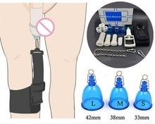 Vacuum Size Master Stretcher Extender penis enlargement penis sleeve sex toys for men phallosan penis extender penis pump