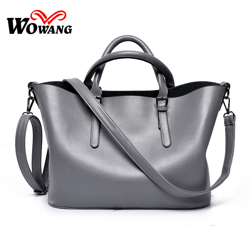 2016 New Brand Women Handbags High Quality Shoulder Bag Fashion Genuine Leather Messenger Bag Ladies Tote Bags Designer Handbag designer brand genuine leather women tote bag fashion women leather handbags messenger shoulder bags for women hb 131