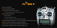 FrSky 2.4G Taranis X9D Plus remote control 16CH radio Transmitter Optional D8R plus receiver + DJT for DIY FPV drones quadcopter