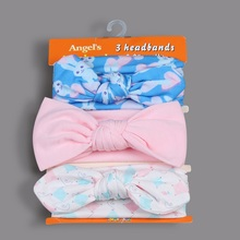 Elastic headbands (pack of 3)