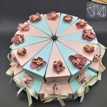 Candy Gift Wedding Box Metal Cutting Dies