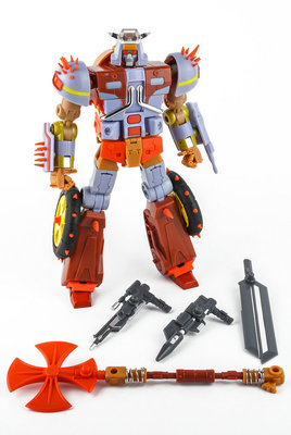 (IN STOCK)TOY Keiths Fantasy Club - EAVI METAL PHASE SIX: DUMPYARD