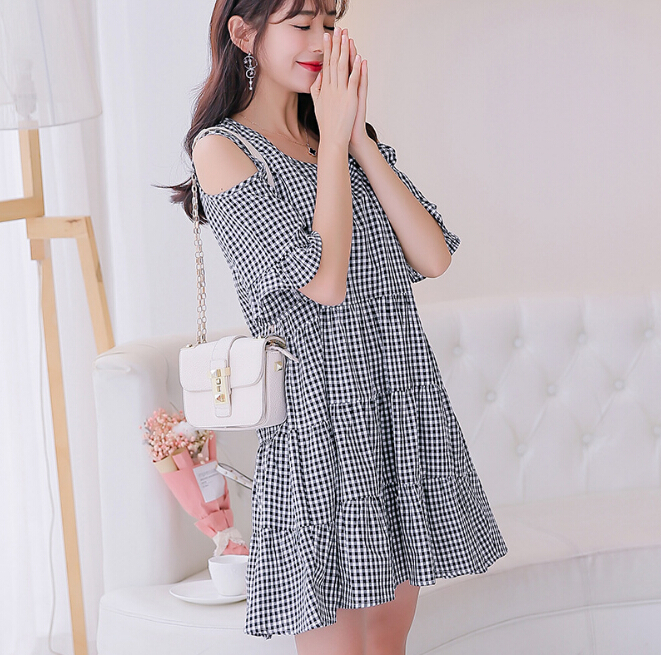 Popular Cute Korean Summer Dresses-Buy Cheap Cute Korean Summer ...
