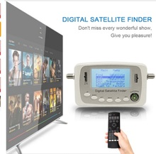 Digital Signal Satellite Finder