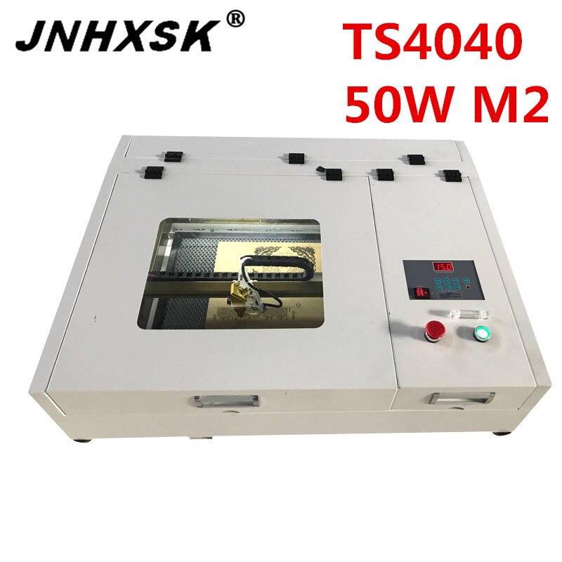4040 50w Acrylic Laser Engraver Machine Cnc Router Mini Desktop Cutter Marker M2 Corellaser Coreldraw Are Pump Honeycomb