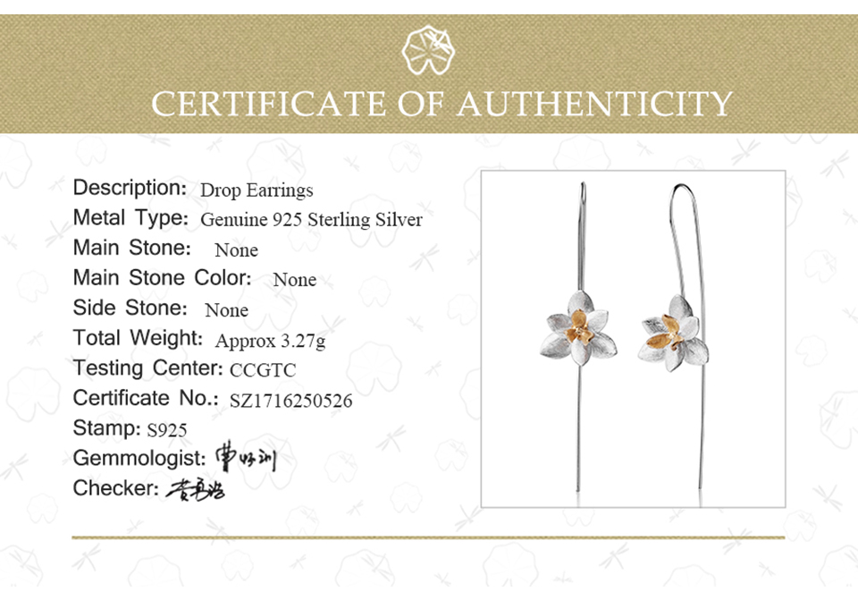 HTB1DCWpzL9TBuNjy0Fcq6zeiFXan - Lotus Fun Real 925 Sterling Silver Natural Original Handmade Fine Jewelry Cute Blooming Flower Fashion Drop Earrings for Women