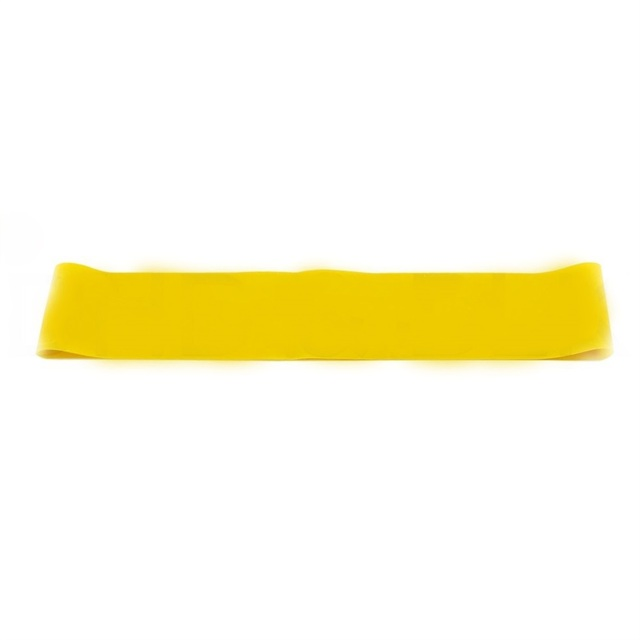 New Natural latex Tension Resistance Workout Bands Pilates Fitness Excercise Rehab Yoga Core Loop Gym yoga Fitness Bands Quality