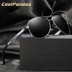 Brand Design Rays Aviation Sunglasses Men Polarized Classic Driving Sun glasses Hipster Male zonnebril heren gafas de sol hombre