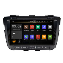 Runningnav Octa Core Android 6.0 Fit KIA SORENTO 2013 2014 Car DVD Player Navigation GPS Radio