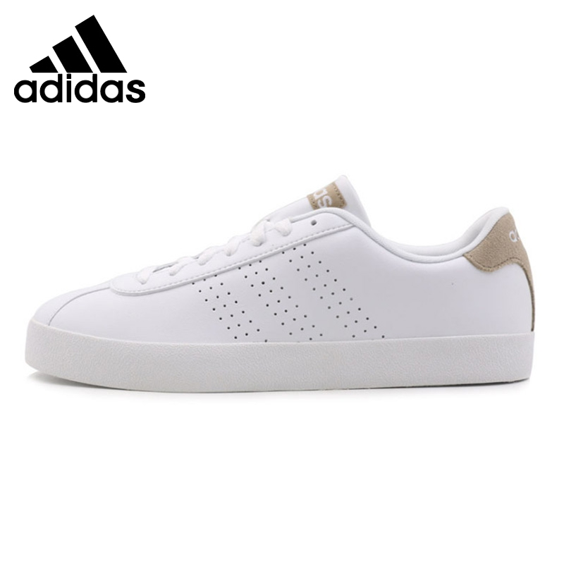 Original New Arrival 2017 Adidas NEO Label Court Vulc Men's Skateboarding Shoes Sneakers
