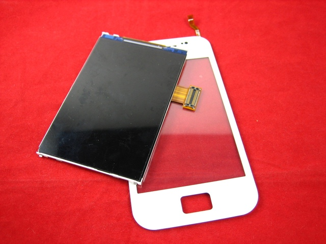 Replacement LCD Display + Touch Screen Digitizer for Samsung Galaxy Ace GT-S5830i S5830i White