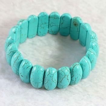 Bracelet Pierre Naturelle Turquoise