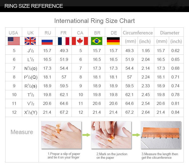 Classic 925 Sterling Silver Rings High Quality Circle Clear Dazzling CZ Geometric Stackable Rings for Women Wedding Jewelry Gift 12