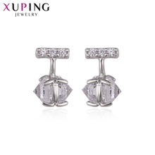 11.11 Deals Xuping Elegant Earrings With Synthetic CZ Special Design Jewelry for Women Thanksgiving Gift S58-93467