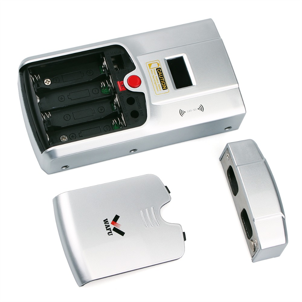 how to change security door lock without key