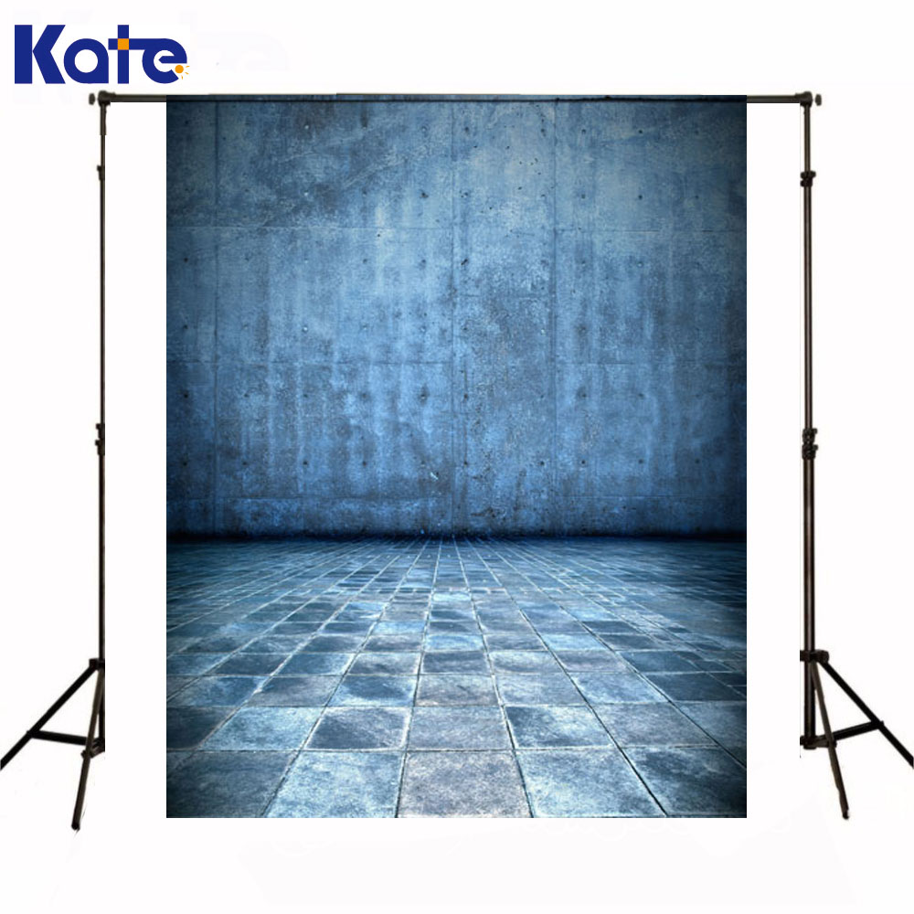 Kate Background Newborn Baby Lihgt Blue Solid Wall Fundo Fotografico Madeira Brick Floor Background For Photo Studio kate newborn baby backgrounds fotografia light wood wall fundo fotografico madeira old wooden floor backdrops for photo studio