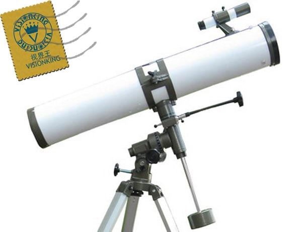 Visionking Äquatoriale montierung raum sternenteleskop für