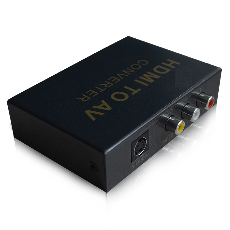 HighTek HK-HTA-S HDMI convert s-video & R/L converter, HDMI to AV video converter, HDMI analog to video digital кулоны подвески медальоны sokolov 89030002 s