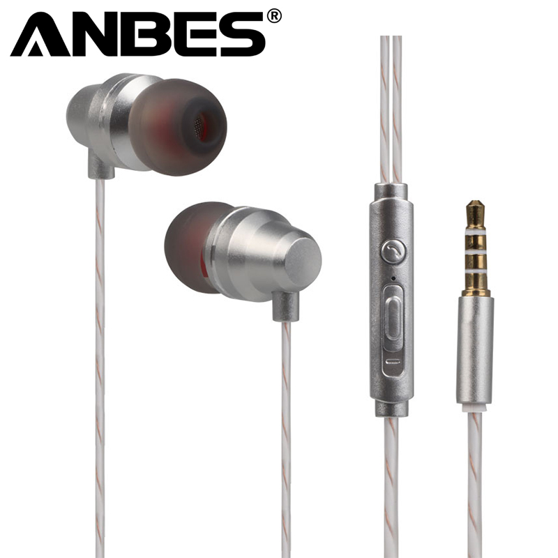 Headphone 3.5mm Music Earbuds Headset with <font><b>Mic</b></font> For Samsung Xiaomi iPhone <font><b>MP3</b></font> PC Stereo Sport Gaming Not Bluetooth <font><b>Earphones</b></font>