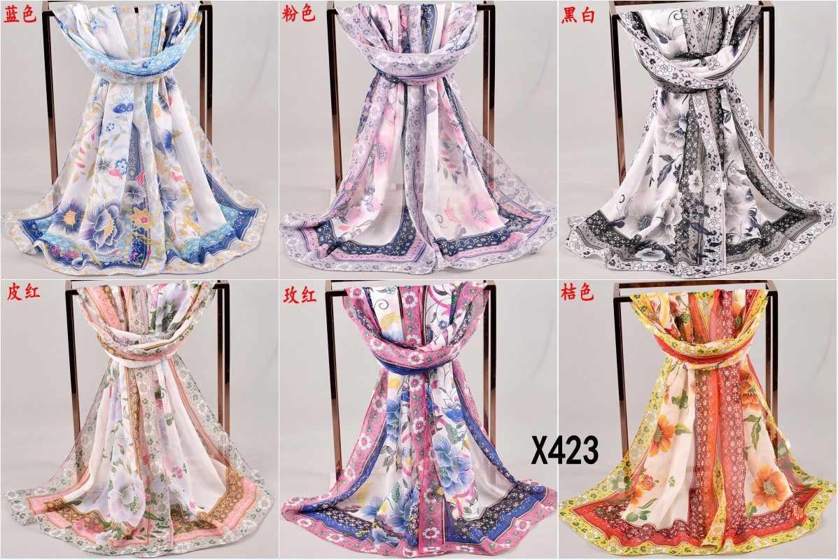 Новый осенне-зимний шарф женский пончо женское с принтом Bufandas мягкий модный платок черный шарфы люксового бренда женские шали женский палантин хиджаб