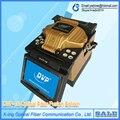 DHL/EMS DVP16 DVP-16 FTTH Splicer Fusão de Fibra Óptica máquina de fusão de fibra óptica máquina de emenda de fusão