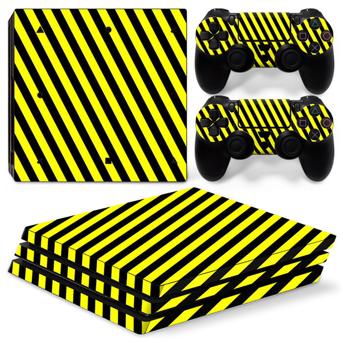 For PS4 pro skin stickers multiple designs game decals for PS4 pro console stickers