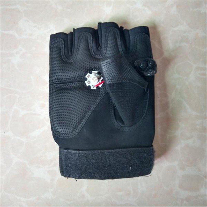 Νέο σχεδιαστικό λέιζερ γάντι με 4 - Προϊόντα για τις διακοπές και τα κόμματα - Φωτογραφία 3