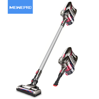 MEWEPRO Cordless Handheld Vacuum Cleaner Wireless Aspirator for Home Lithium Charging with High Power Long Lasting MWVC 01
