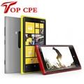Оригинальный Разблокирована Lumia 920 3 Г/4 Г Nokia 920 Windows Мобильный Телефон ROM 32 ГБ 8.7MP GPS WI-FI Bluetooth Восстановленное бесплатная Доставка