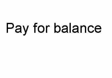 Articolo di pagamento per le merci quantità, equilibrio o il costo di trasporto