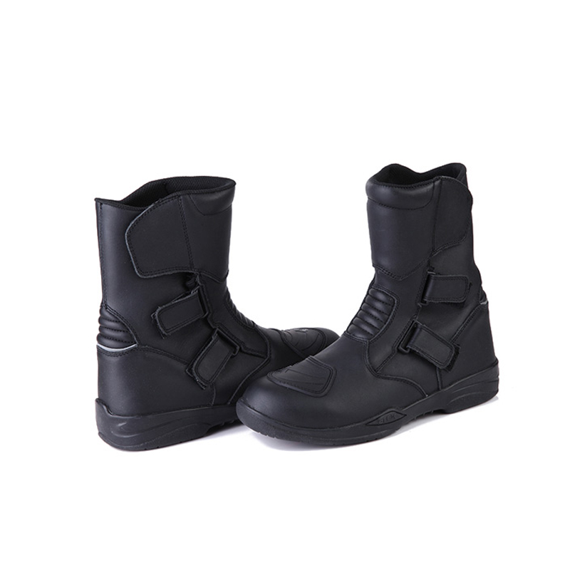 Free shipping arcx L54947 motorcycle boots knight boots leather riding boots men road shoes waterproof shoes