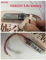 Jiaxinda חם חדש H1021H (ER6V) 3.6 V סוללת ליתיום PLC סוללות ליתיום כלי המכונה nc תקע