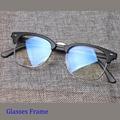 Moda Retro Mulheres Óculos Armações de Óculos de Miopia Quadro Glasees Para Homens das Mulheres Do Vintage Grande Óculos Oculos Gafas
