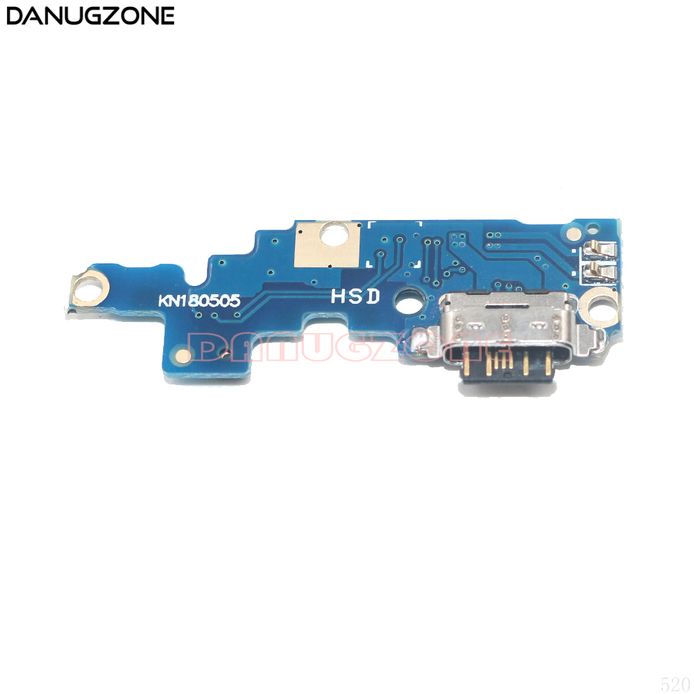 USB Charging Port Dock Socket Jack Connector Charge Board Flex Cable For Nokia X6 2018 TA-1083 TA-1099 TA-1103 TA-1116/ 6.1 Plus