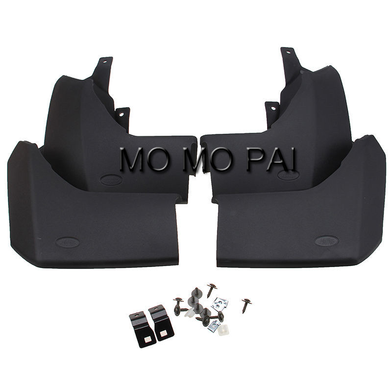 Car fender HOT For 2006-2008 for Land Rover Discovery 3 / LR3 Mud Flaps Splash Guard Mudguard 4pcs / Set MO MO PAI стоимость