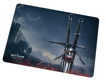 witcher mouse pad High-end pad to mouse notbook computer mousepad gaming Popular padmouse gamer to laptop keyboard mouse mats