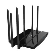 TP-LINK Wireless Wifi Router 2.4G/5GHz DuaL Band Gigabit 2200Mbps 802.11AC Wifi Repeater 7 Antennas TL WDR8500 Roteador(China (Mainland))