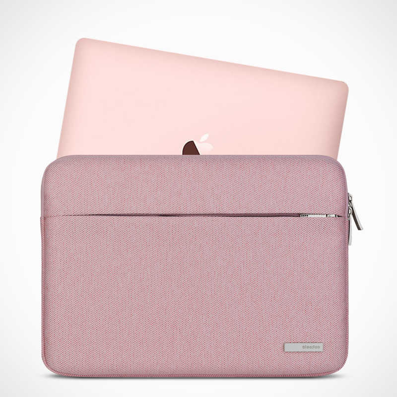 Mannen 13 15 Notebook Sleeve Case Soft Laptop Pc Tas Voor Xiaomi Dell Lenovo Toshiba Hp Asus Acer Macbook 11 12 15.6 Inch Carry Case