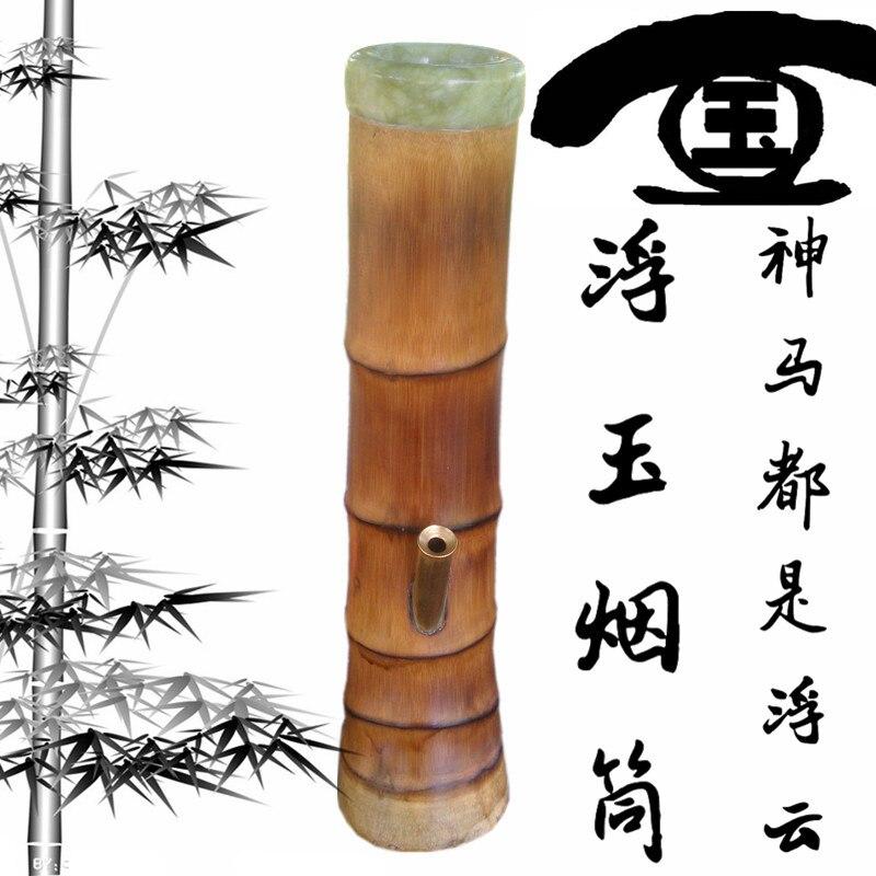 Étui à cigarettes en bambou
