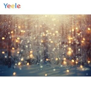 Image 1 - Yeele Photocall Licht Bokeh Glitters Dromerige Achtergronden Baby Fotografie Fotografische Achtergrond Foto Studio Photozone Voor Video