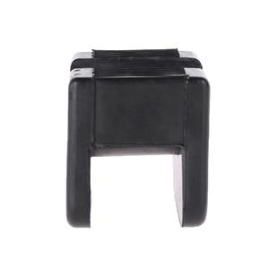 Image 4 - Platz Universal Schlitz Rahmen Schiene Boden Jack Schutz Adapter Pad Fahrzeug Reparatur 1pc