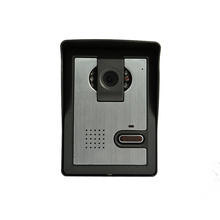 (1 PCS) NEW Video Intercom Entrance machine Door access Control Door Bell Only Outdoor Unit IR Camera Night visible waterproof